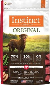Instinct Original Grain - Free Dry
