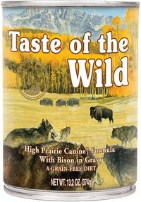 Taste of the Wild Wet