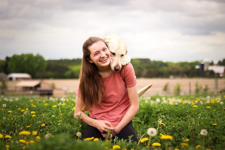 Meet Ella Lambert, a 15-Year-Old Trick Dog Instructor